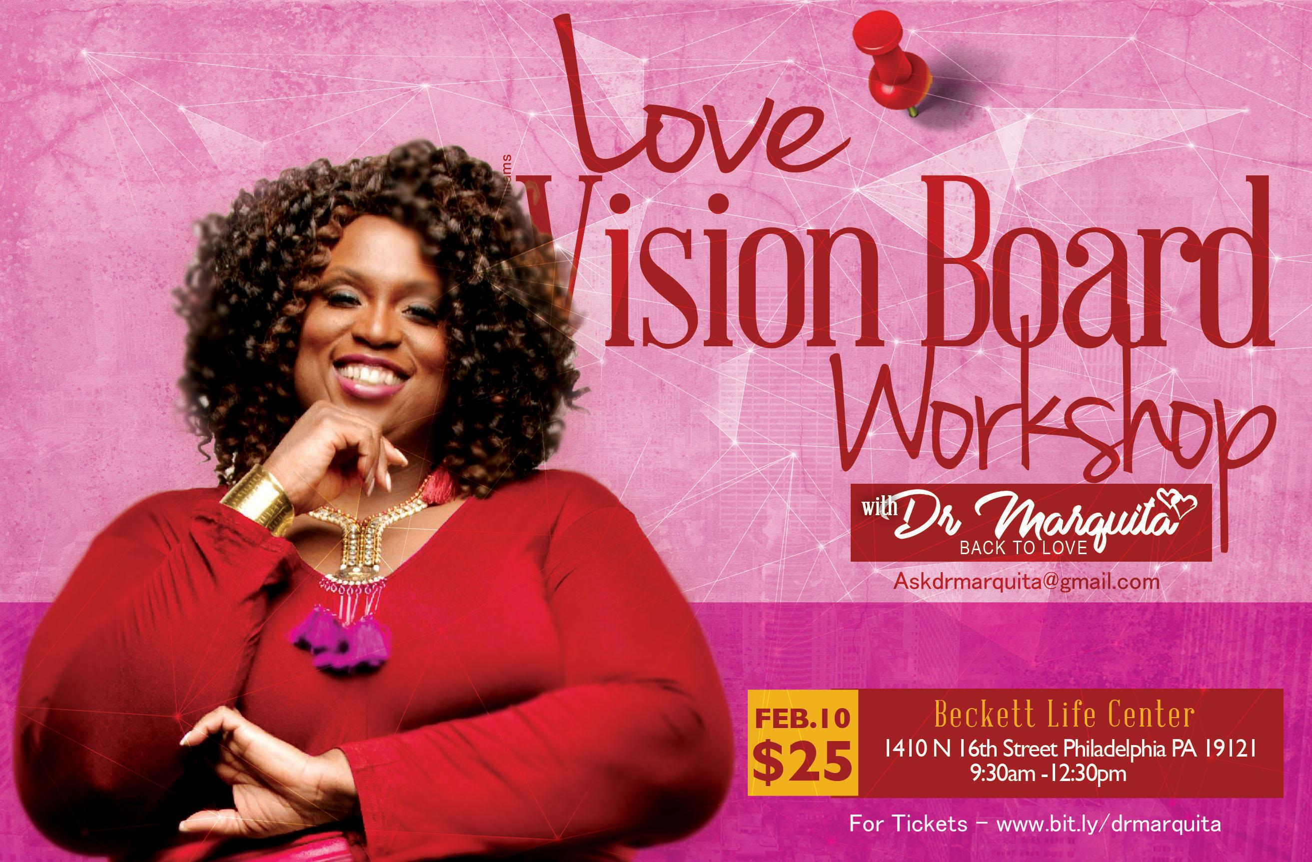 Love Vision Board